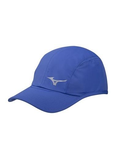 Mizuno Drylite Cap Unisex şapka Mavi Mavi